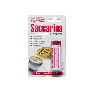 Saccarina Roberts 100 cpr