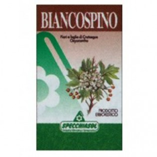 Biancospino Erbe Specchiasol - 80 capsule