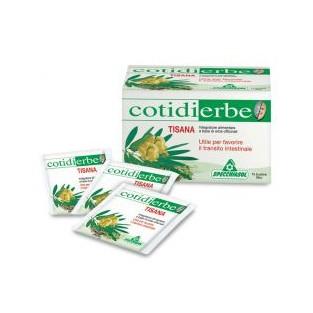 Tisana Cotidierbe Specchiasol - 15 filtri