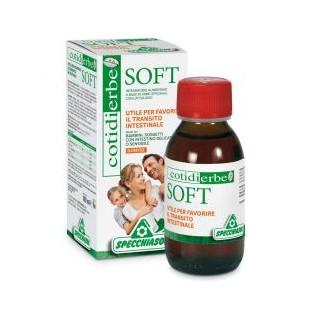 Cotidierbe Soft Specchiasol - 100 ml