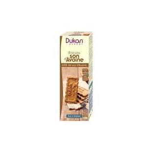 Biscotti di crusca d'avena ai 3 semi Dukan - 225 g