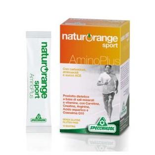 Naturorange Sport Aminoplus Specchiasol - 10 bustine