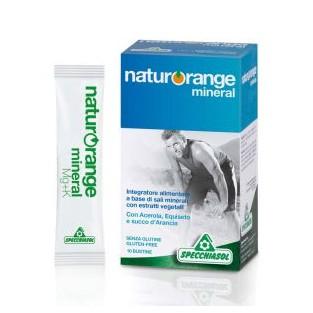 NaturOrange Mineral Specchiasol - 10 bustine