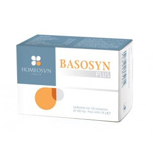 Basosyn Plus - 120 compresse