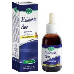 Melatonin Pura Esi con Erbe della Notte - gocce 50 ml