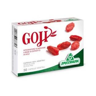 Bacche di Goji Specchiasol - 30 capsule