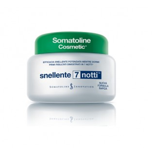 Somatoline Snellente 7 notti - 250 ml