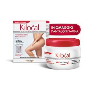 Fango snellente Kilocal Rimodella - 600 g