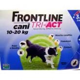 Frontline Tri-Act da 10 a 20 kg - 3 pipette