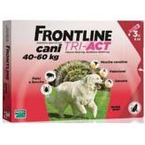 Frontline Tri-Act da 40 a 60 kg - 3 pipette