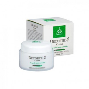 Crema idratante Decortil C - 50 ml