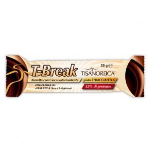 T-Break Tisanoreica alla stracciatella - 35 g