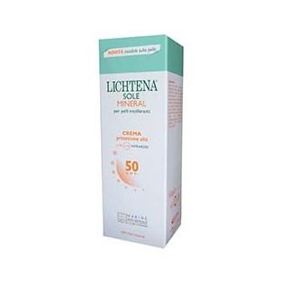 Crema Lichtena Sole Mineral SPF50 - 100 g