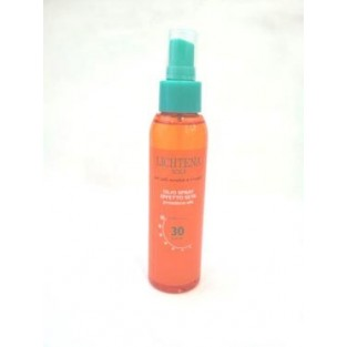 Olio spray spf 30 Lichtena Sole - 125 ml