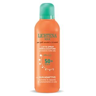 Lichtena Sole Latte Spray spf 50+ - 150 ml