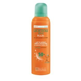 Lichtena Latte Spray per bimbi SPF 50+