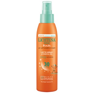 Lichtena Sole Bimbi Latte Spray spf 30 - 200 ml
