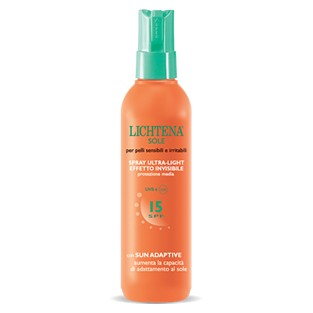 Lichtena Sole Spray Ultraleggero spf 15 - 150 ml