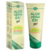 Aloe vera Esi gel + Vitamine E e Tea tree oil - 200 ml