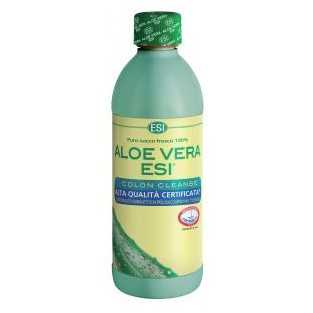 Succo Colon cleanse con Aloe vera Esi - 500 ml