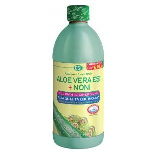 Succo di Aloe vera e Noni Esi - 1000 ml