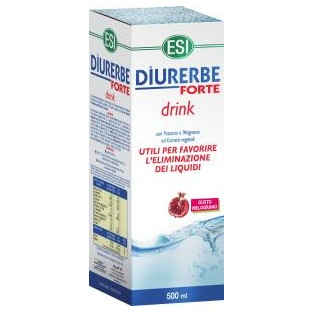 Diurerbe Forte Drink Melograno - 500 ml