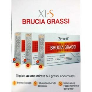 Brucia Grassi XLS Promo Pack: 3 confezioni da 60 compresse