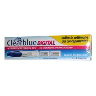 Doppia confezione Clearblue Test di gravidanza digitale