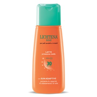 Lichtena sole Latte SPF 30 - 125 ml