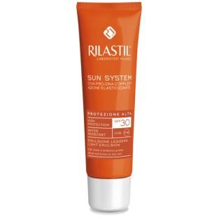 Rilastil Sun System Emulsione Pelli Miste SPF 30
