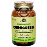 Genigreen Solgar - 30 capsule