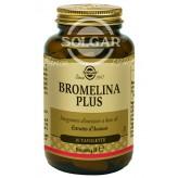 Bromelina Plus Solgar - 30 tavolette