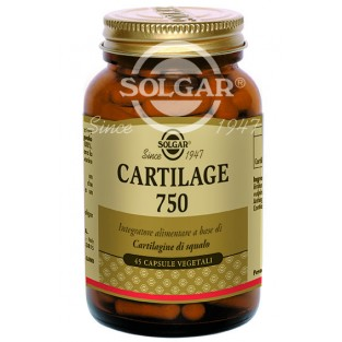 Cartilage 750 Solgar - 45 capsule