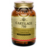 Cartilage 750 Solgar - 90 capsule