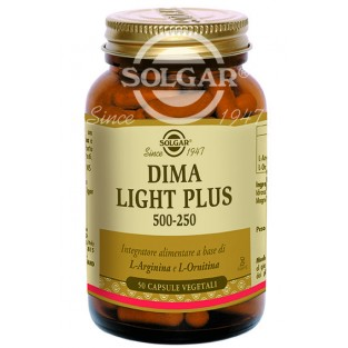 Dima Light Plus Solgar - 50 capsule