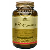 Ester C Complex Solgar - 60 tavolette