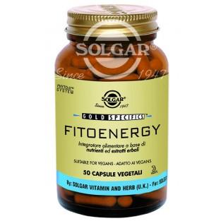 Fitoenergy Solgar - 60 capsule
