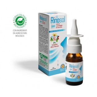 Rinosol 2 Act Spray Nasale - 15 ml