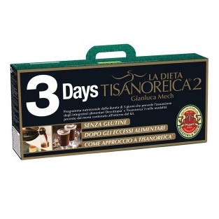 Kit 3 Days Start - Tisanoreica 2