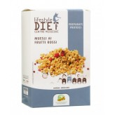Muesli ai frutti rossi Lifestyle Diet Centro Méssegué - 3 buste