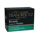Bevanda al gusto Ananas Tisanoreica 2 - 4 buste