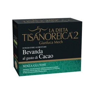 Bevanda al gusto di Cacao Tisanoreica 2 - 4 buste