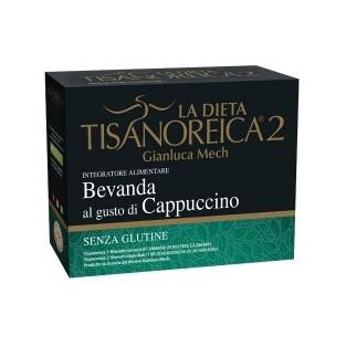 Bevanda al gusto Cappuccino Tisanoreica 2 - 4 buste