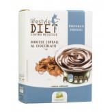 Mousse cereali al cioccolato Lifestyle Diet Centro Méssegué - 3 buste