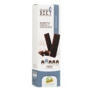 Barretta cereali e cioccolato Lifestyle Diet Centro Méssegué - 2 pezzi