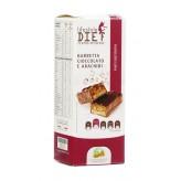 Barretta cioccolato e arachidi Lifestyle Diet Centro Méssegué - 2 pezzi