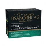 Tisanoreica 2 Crema al gusto di Cioccolato Amaro - 4 buste