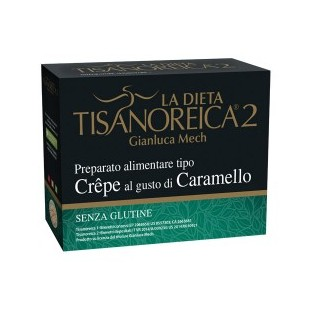 Crêpe al gusto di Caramello Tisanoreica 2