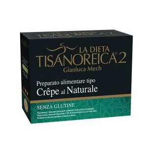 Preparato Alimentare per Crêpe al Naturale Tisanoreica 2