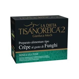 Preparato Alimentare per Crêpe ai Funghi Tisanoreica 2